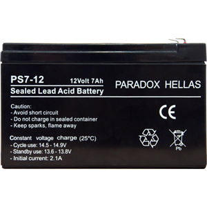 PARADOX Battery PS 12-7