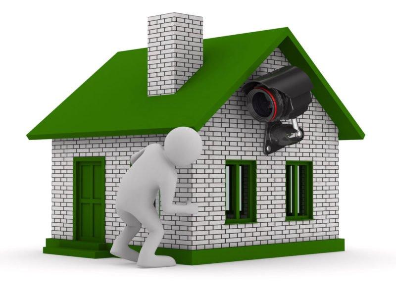 προστασία σπιτιού