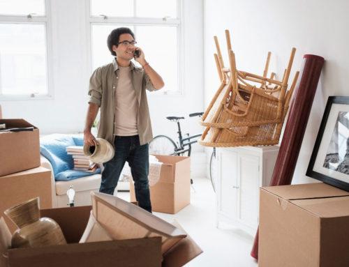 Πώς να προστατεύσετε τα προσωπικά σας αντικείμενα κατά τη διάρκεια μίας μετακόμισης