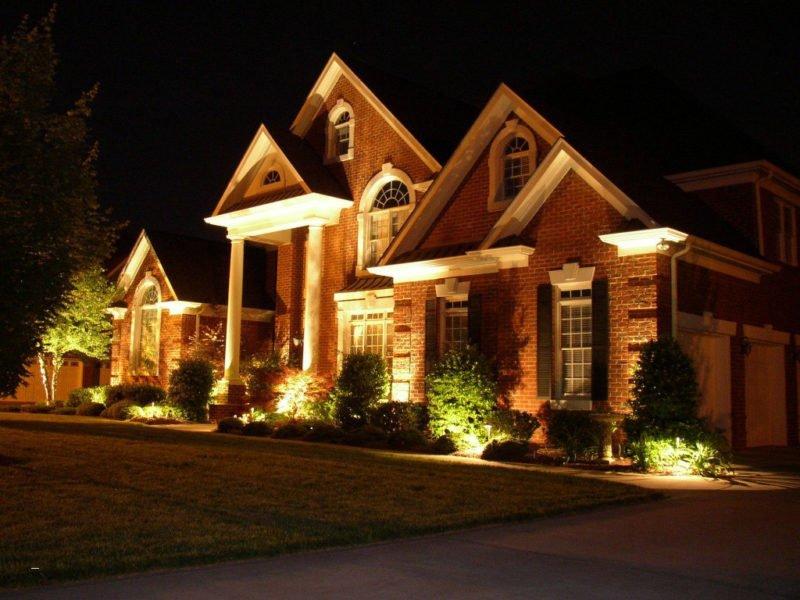 εξωτερικά φώτα σπιτιού