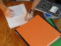 εργασίες για το σχολείο στο σπίτι