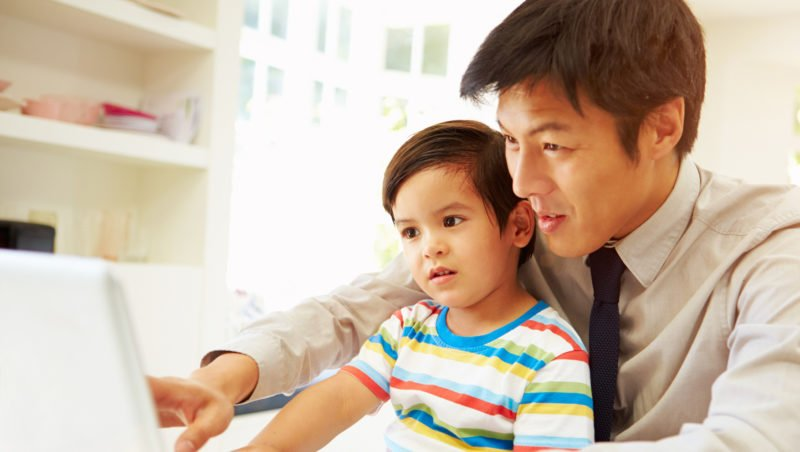 προστασία παιδιών στο internet