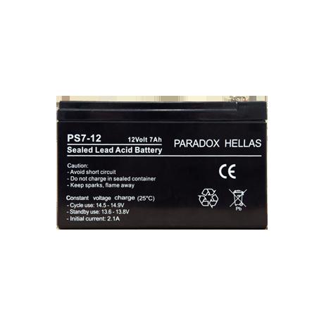 PARADOX Battery PS 12-7