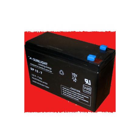 Real Battery 12V/7.2AH