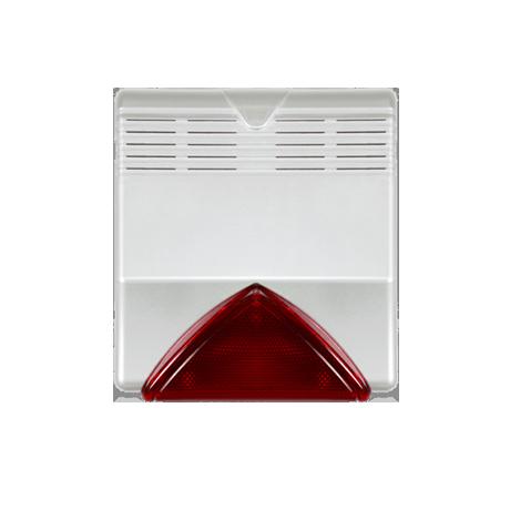 Εξωτερική σειρήνα PARADOX SIR/V 125db με Μεταλλική Θωράκιση