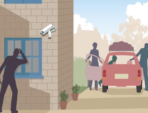 Συντηρείτε το σύστημα ασφαλείας του σπιτιού σας όσο συχνά όσο θα έπρεπε;